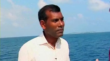 Video : Be decisive for superpower status: Ex-Maldives President to NDTV