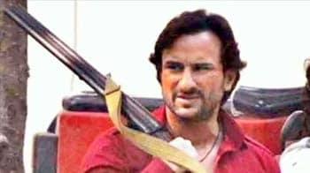 Video : Revealed: Saif's rustic look in <i>Bullet Raja</i>