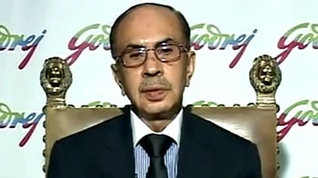 Video : Happy with approval of investment board, circumspect about Land Bill: Adi Godrej