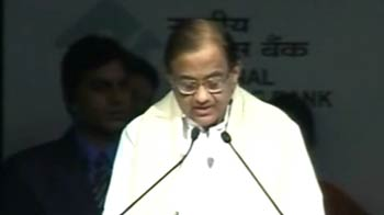 Video : Will take more steps to turn around economy: P. Chidambaram