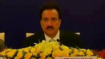Video : Don't want another Babri Masjid, says Rehman Malik
