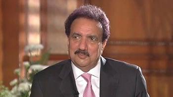 Video : Ready to probe Captain Saurabh Kalia's case: Rehman Malik tells NDTV
