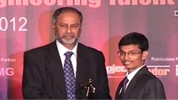 Video : Supreme Engineers Awards 2012: IIT Kharagpur wins Best Engineering Faculty