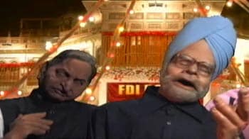 Video : It is celebration time after UPA's FDI success