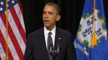 Video : US school shooting an 'unconscionable evil', says Obama