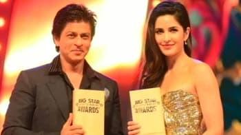 Video : शाहरुख-कैटरीना बने बेस्ट रोमांटिक कपल