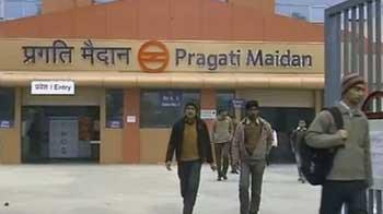 Videos : दिल्ली में 10 मेट्रो स्टेशन बंद किए गए