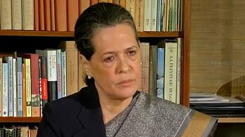Video : As a mother, I share people's concerns: Sonia Gandhi
