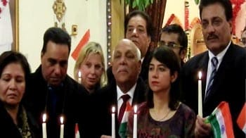 Video : Candlelight vigil in London for 'India's Daughter'