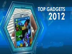 Top gadgets of 2012