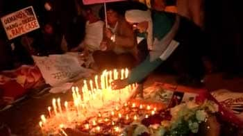 Video : India stands for its braveheart: low key New Year celebrations