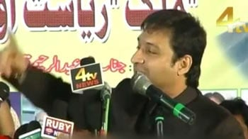 Video : After spree of hate speeches, finally police cases against Owaisi