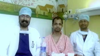 Video : The doctor who did India's first successful intestinal transplant surgery