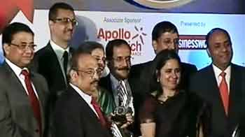Video : Winners of Business World Magna Awards 2012