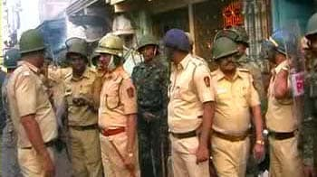 Video : Clashes in Maharashtra town: 4 people killed, injured include 113 cops
