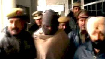 Video : Himachal Congress leader, wanted for murder, surrenders