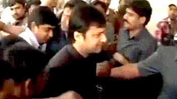 Video : Docs check Owaisi to see if he's fit to be questioned by police in hate speech case
