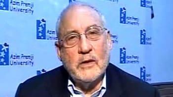 Video : Difficult time for all economies: Joseph Stiglitz