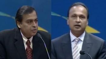 Video : At Vibrant Gujarat summit, generous praise for Modi from Ambani brothers