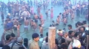 Video : Kumbh Mela festival begins in Allahabad