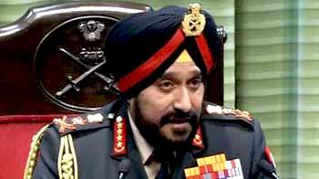 Video : If provoked, we will retaliate, says Army Chief Gen Bikram Singh