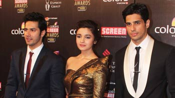 Fashion at Screen Awards