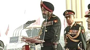 Video : We follow rules of war, ethics at the border, says Army Chief
