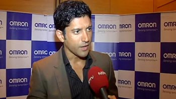 Video : Respect those guarding our borders: Farhan Akhtar