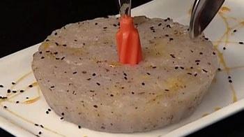 Video : Vietnamese Husband And Wife Cake
