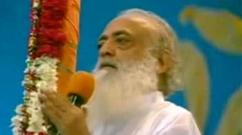 Video : Trouble for Aasharam Bapu, govt agency says he is guilty of land grab