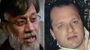 Video : Headley aide Rana to be sentenced today
