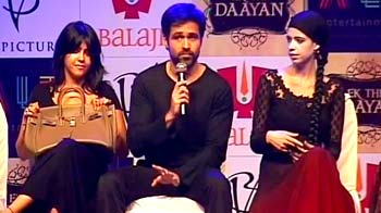 The spooky launch of Ek Thi Daayan