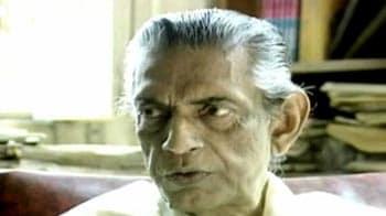 Video : Tribute to Satyajit Ray