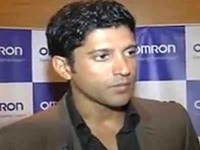 Video : Film industry milestones in 2012; Farhan Akhtar on 'Bhaag Milkha Bhaag'