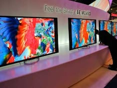 LG unveils 55-inch curved OLED TV at CES 2013