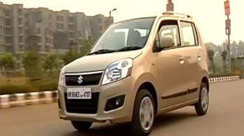Video : All-new WagonR