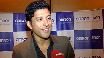 Video : Farhan Akhtar: Actor, director, singer and now fitness freak