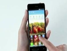 LG Optimus G and Optimus V2 debut at CES 2013