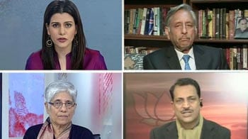 Video : With leadership crisis, is the BJP self-destructing?