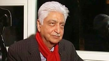 Video : Optimistic on global economy: Azim Premji