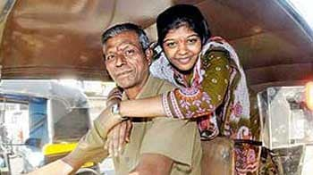 Video : Auto driver's daughter is national topper in Chartered Accountancy exams