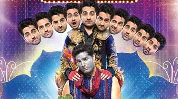 Video : Ayushmann, Kunal Roy Kapur's new <i>nautanki</i>