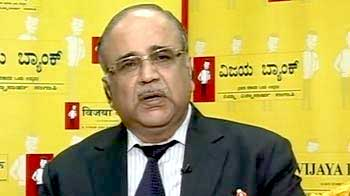 Video : Bulk deposits to come down in Q4: Vijaya Bank