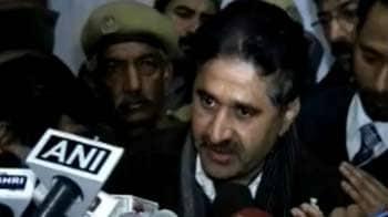 Video : Congressman accused of murder sworn in as Himachal MLA