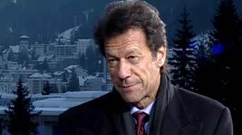 Video : Pakistan polls biggest match of my career: Imran Khan