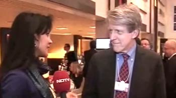 Video : Economics is not exact science: Robert J Shiller