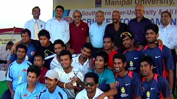 Video : Meet the participants of the 2013 University Cricket Championship