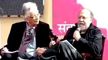 Video : FIR against Ashis Nandy for comment on corruption among Dalits