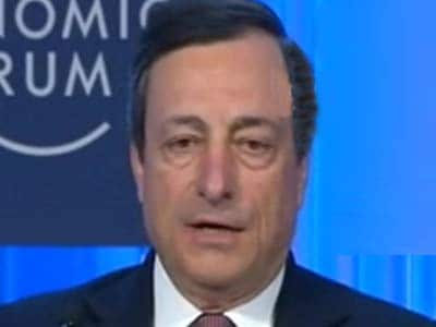 Video : Mario Draghi on challenges ahead for European Union
