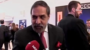 Video : WEF 2013: India woos foreign investors at Davos